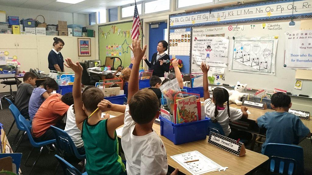 moral values education in schools